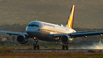 D-AKNH - Germanwings Airbus A319 aircraft