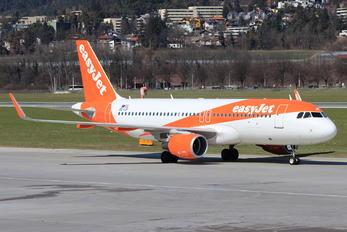 OE-IJF - easyJet Europe Airbus A320