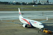 9M-MLM - Malaysia Airlines Boeing 737-800 aircraft
