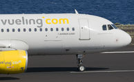EC-LOP - Vueling Airlines Airbus A320 aircraft
