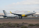 EC-MAH - Vueling Airlines Airbus A320 aircraft