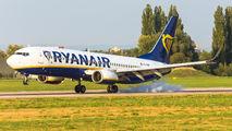 EI-EBM - Ryanair Boeing 737-800 aircraft