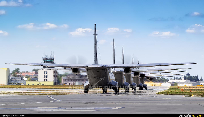Poland - Air Force 017 aircraft at Dęblin