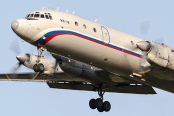 RF-75939 - Russia - Air Force Ilyushin Il-18 (all models)