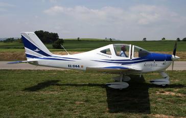 EC-044 - Private Tecnam P2002JR Sierrra