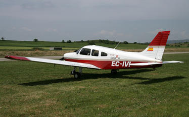 EC-IVI - Private Piper PA-28 Warrior