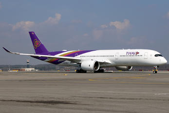 HS-THH - Thai Airways Airbus A350-900