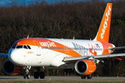 OE-IVK - easyJet Airbus A320 aircraft