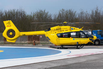 I-AHTD - Babcok M.C.S Italia Airbus Helicopters H145