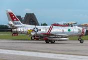 N50CJ - Private North American F-86H Sabre aircraft