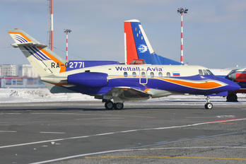 RA-02771 - Weltall Avia Hawker Siddeley HS.125