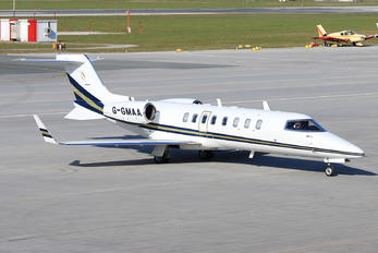 G-GMAA - Gama Aviation Learjet 45