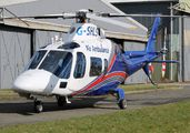 G-SHLS - Sloane Helicopters Agusta Westland AW109 E Power Elite aircraft