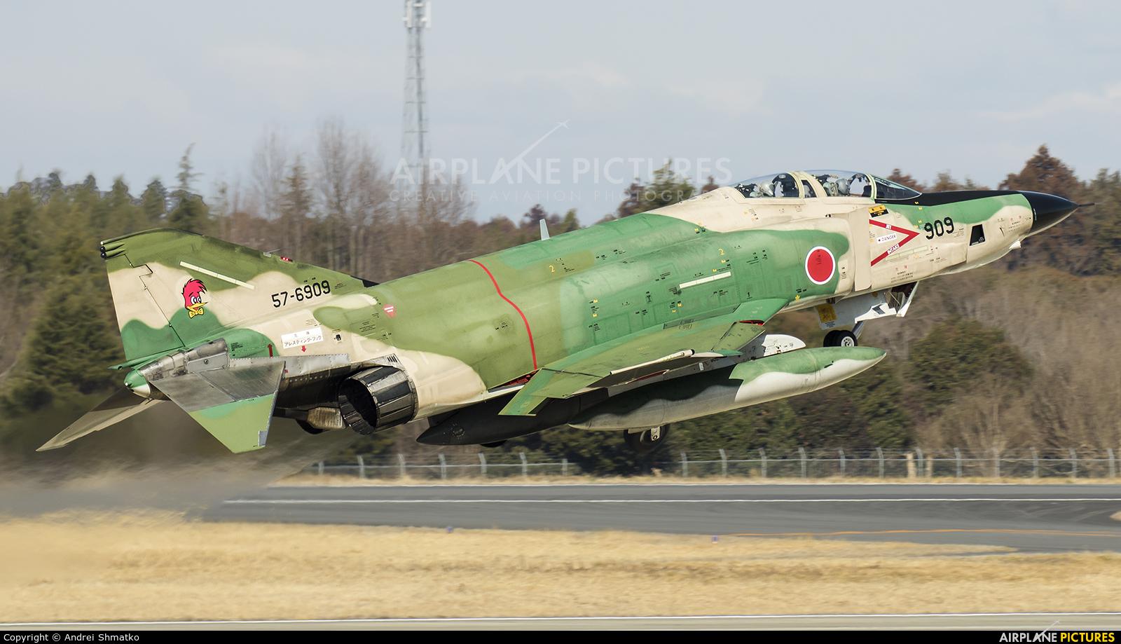 Japan - Air Self Defence Force 57-6909 aircraft at Ibaraki - Hyakuri AB