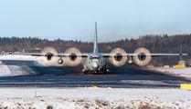 84005 - Sweden - Air Force Lockheed Tp84 Hercules aircraft