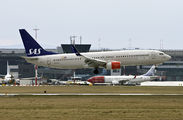 LN-RGC - SAS - Scandinavian Airlines Boeing 737-800 aircraft