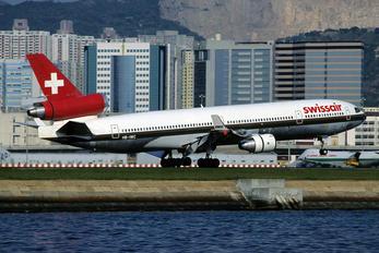HB-IWC - Swissair McDonnell Douglas MD-11