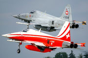 J-3080 - Switzerland - Air Force:  Patrouille de Suisse Northrop F-5E Tiger II aircraft