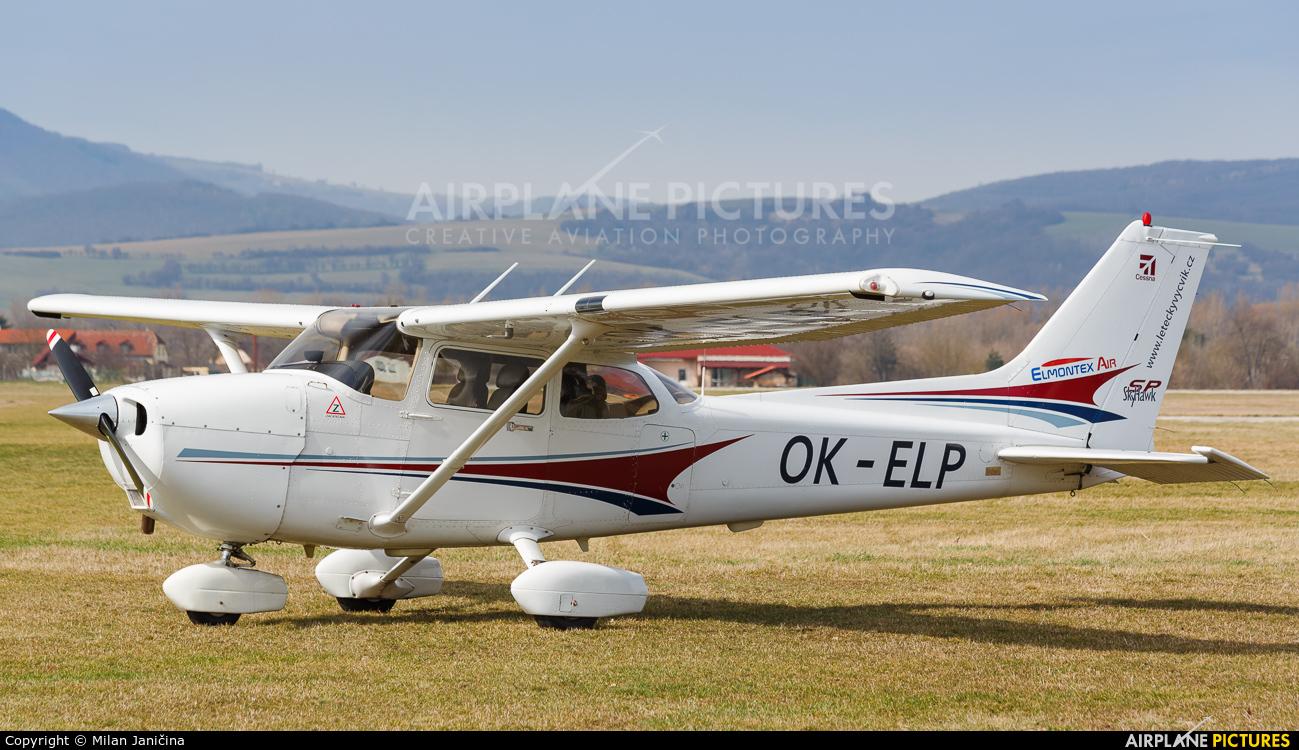 Elmontex Air OK-ELP aircraft at Trenčín