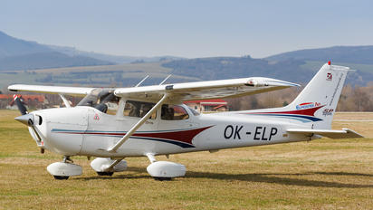 OK-ELP - Elmontex Air Cessna 172 Skyhawk (all models except RG)