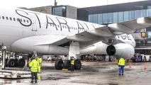 D-AIGN - Lufthansa Airbus A340-300 aircraft