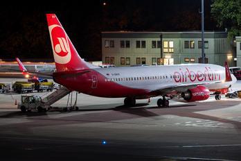 D-ABKM - TUIfly Boeing 737-800
