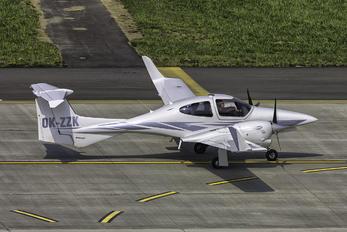 OK-ZZK - JetAge Diamond DA 42 Twin Star