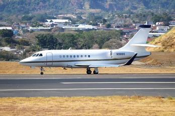 N998S - Private Dassault Falcon 2000