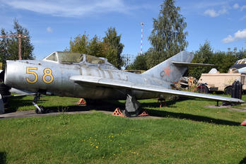 58 - Soviet Union - Air Force Mikoyan-Gurevich MiG-15 UTI