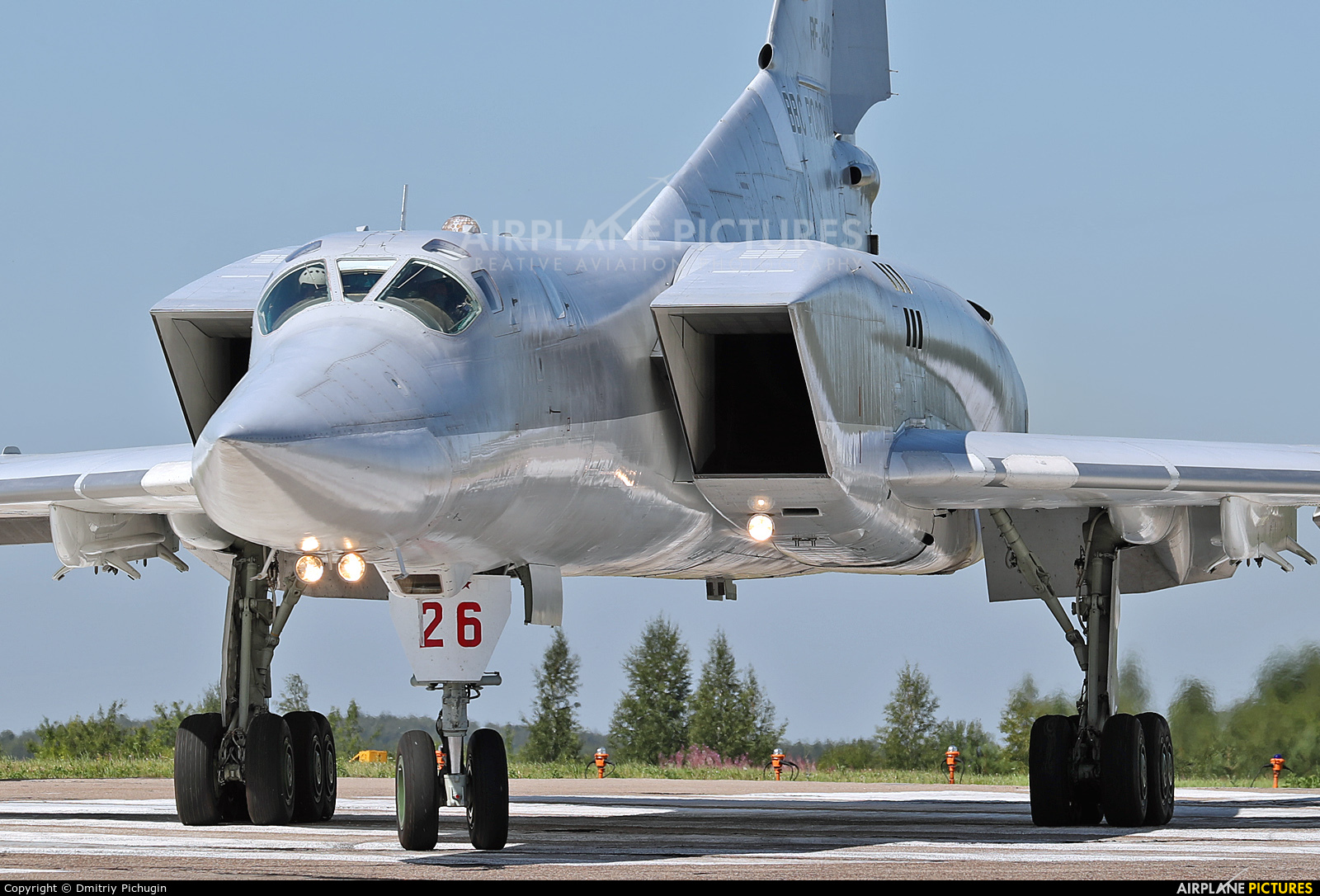 Russia - Air Force RF-94143 aircraft at Undisclosed Location