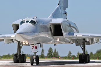 RF-94143 - Russia - Air Force Tupolev Tu-22M3
