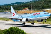 I-NEOZ - Neos Boeing 737-800 aircraft
