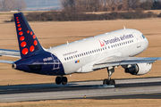 OO-SSG - Brussels Airlines Airbus A319 aircraft