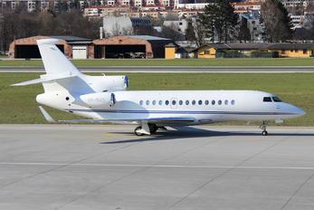 VP-BAS - Squadron Aviation Dassault Falcon 7X