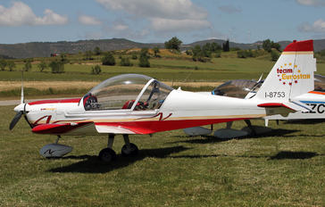 I-8753 - Private Evektor-Aerotechnik EV-97 Eurostar