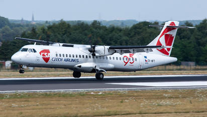 OK-MFT - CSA - Czech Airlines ATR 72 (all models)