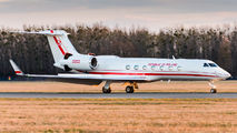 0002 - Poland - Air Force Gulfstream Aerospace G-V, G-V-SP, G500, G550 aircraft