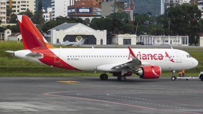 N775AV - Avianca Airbus A320 NEO