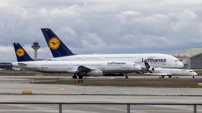 D-AIRM - Lufthansa Airbus A321