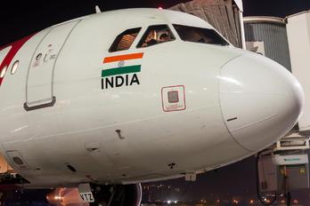 VT-VTZ - AirAsia (India) Airbus A320