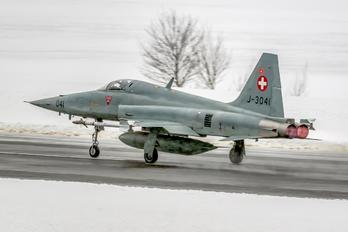 J-3041 - Switzerland - Air Force Northrop F-5E Tiger II