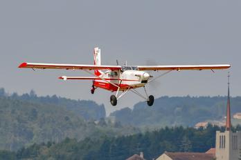 V-622 - Switzerland - Air Force:  Patrouille de Suisse Pilatus PC-6 Porter (all models)