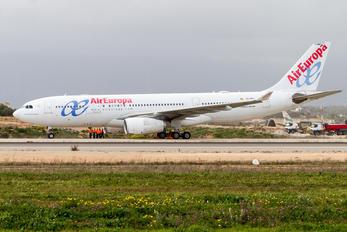 EC-MAJ - Air Europa Airbus A330-200