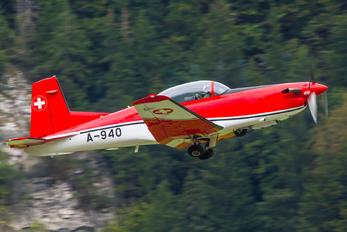 Swiss Airforce - PC-7
