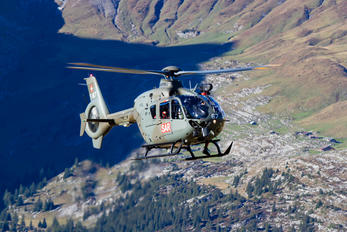 T-367 - Switzerland - Air Force Eurocopter EC635