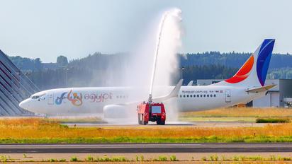SU-TMK - FlyEgypt Boeing 737-800