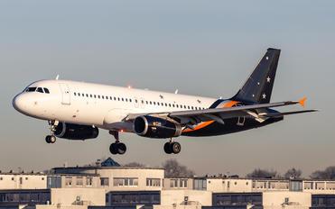 G-POWM - Titan Airways Airbus A321