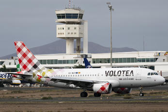 EC-MUT - Volotea Airlines Airbus A319