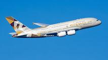 A6-APH - Etihad Airways Airbus A380 aircraft