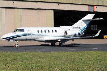 M-ARIE - Private Hawker Beechcraft 800XP